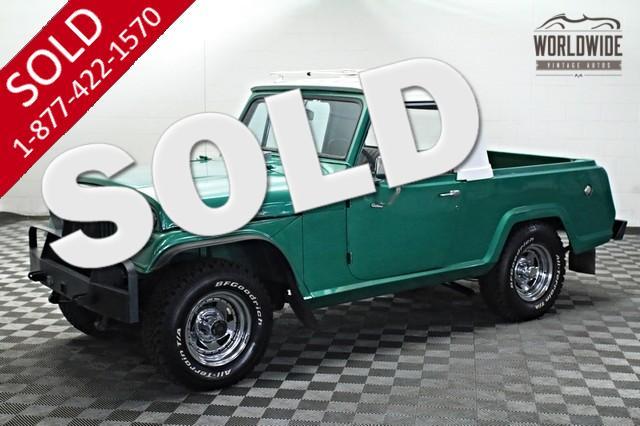 Jeepster Commando Jeep 1969 Vin 8705f1757708 Worldwide