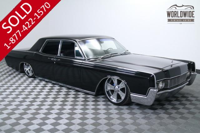 1967 Lincoln Continental Suicide Doors. Custom. Air Ride. 5K Miles!