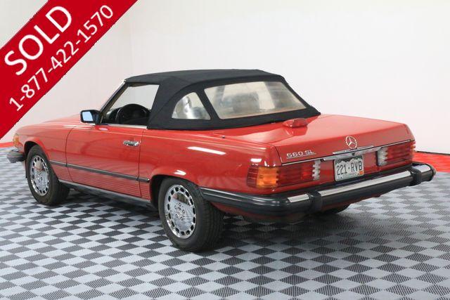 560sl Mercedes Benz 1987 Vin Ba48d2ha066073