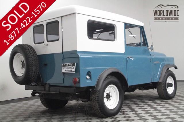 1969 Nissan Patrol for Sale