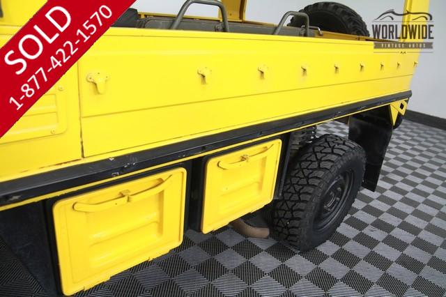 1972 Pinzgauer 710 for Sale