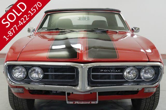FIREBIRD | PONTIAC | 1968 | VIN # 223678u153558 | Worldwide