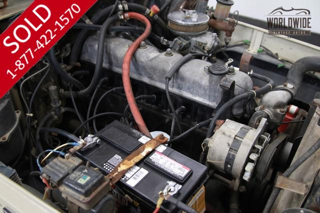 1977 Toyota FJ40 Land Cruiser for Sale