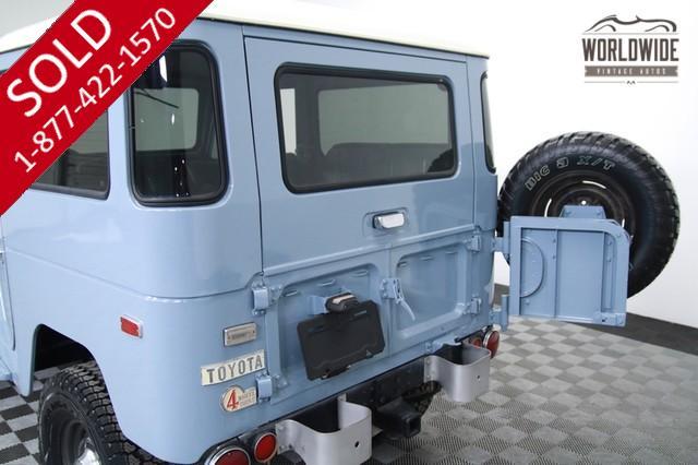 1971 Toyota FJ40 Land Cruiser 4BT Cummins for Sale