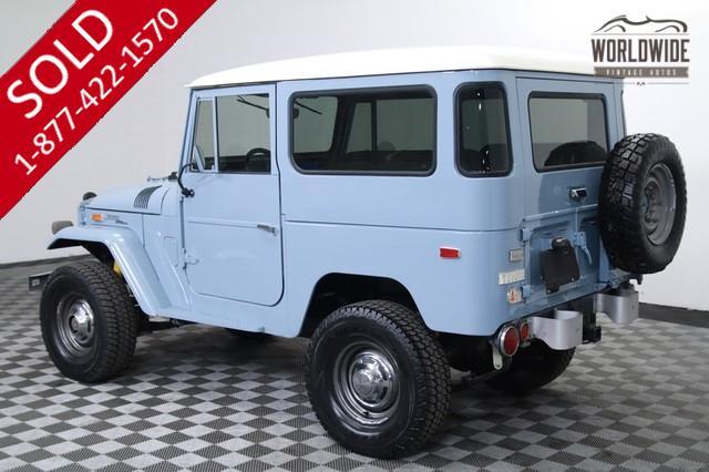 1971 Toyota Land Cruiser FJ40 for Sale