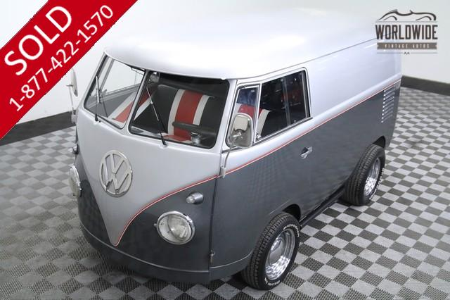 1957 VW Shorty Bus for Sale