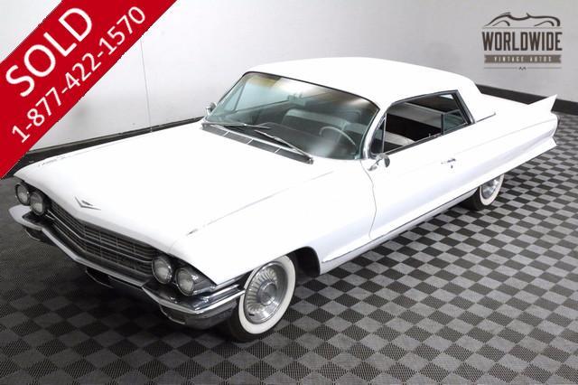 1962 Cadillac Doupe Deville for Sale