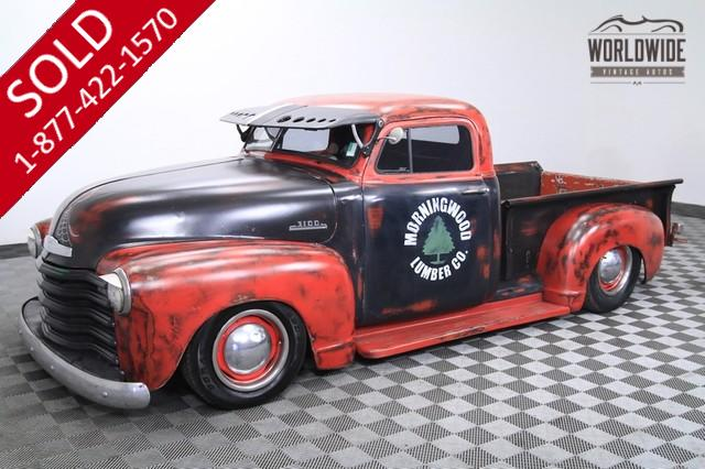 1952 Chevy 3100 for Sale