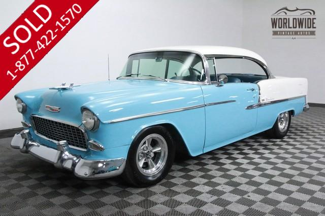 1955 Chevy Belair for Sale