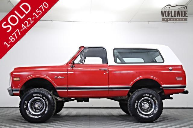 1974 Chevy Blazer K5 for Sale