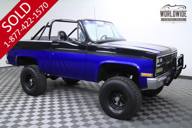 1973 Chevy Blazer Soft Top for Sale
