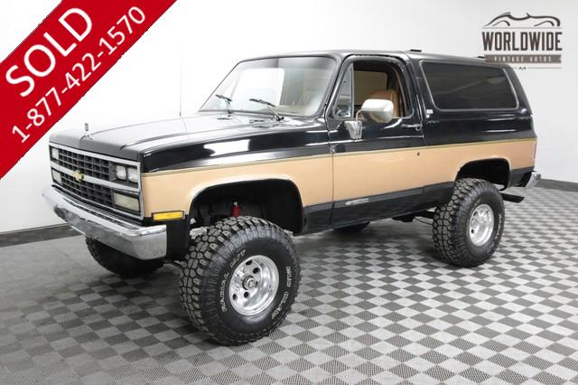 1989 Chevy Blazer for Sale
