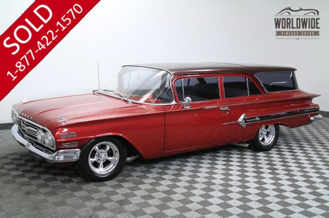 1960 chevy brookwood nomad for sale. Black Bedroom Furniture Sets. Home Design Ideas