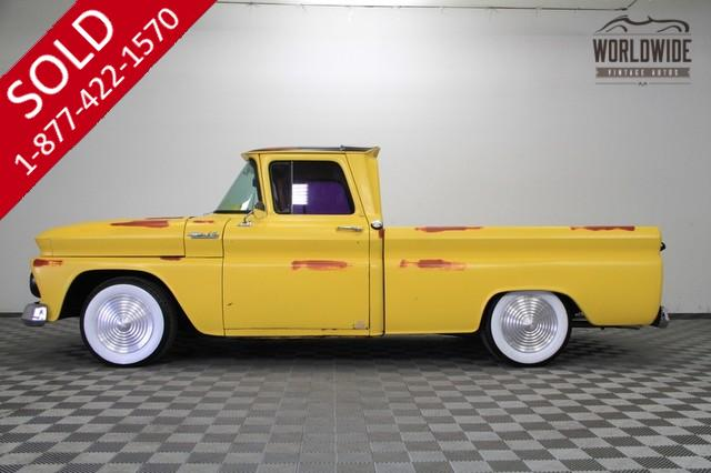 1962 Chevy Shortbed for Sale