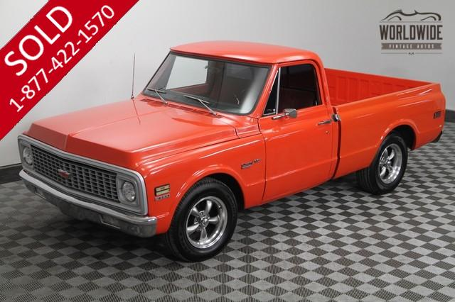 1972 Chevy C-10 for Sale