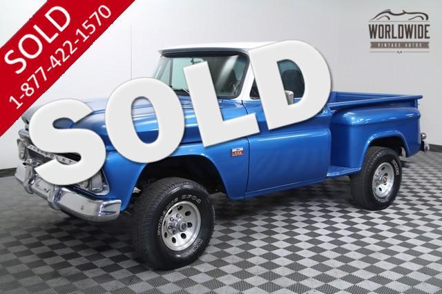 1966 Chevrolet C10 4x4 for Sale