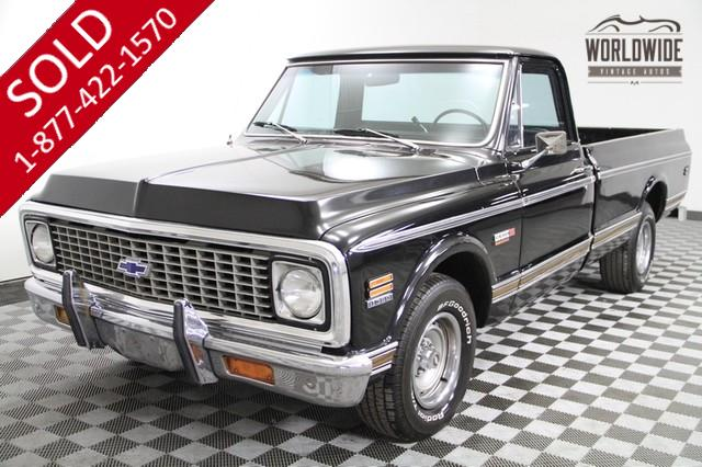 1972 Chevy Cheyenne Super for Sale