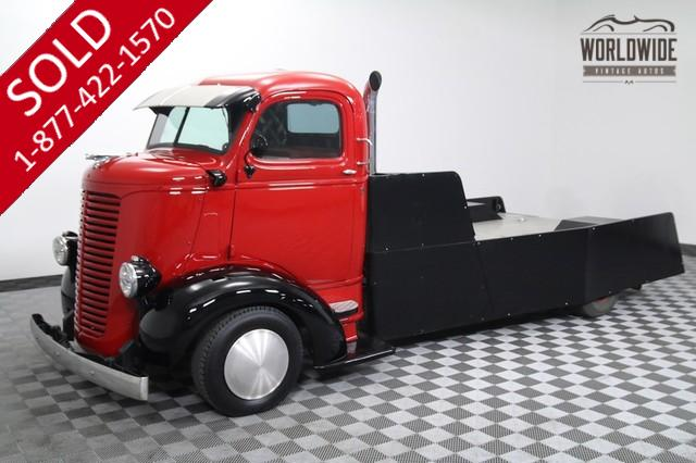1939 Chevrolet Coe Cab Over Engine V8 for Sale