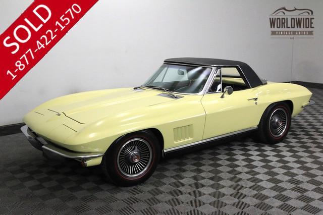 1967 Chevrolet Corvetter for Sale