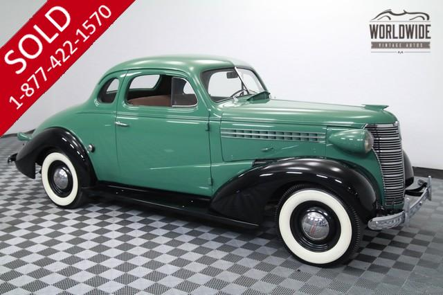 1938 Chevrolet Coupe Frame Off for Sale