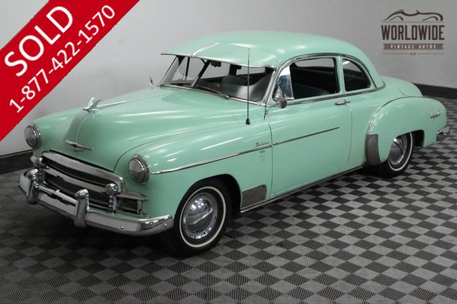 1950 Chevy Coupe for Sale