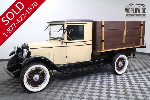 1928 Chevrolent Grain Truck for Sale