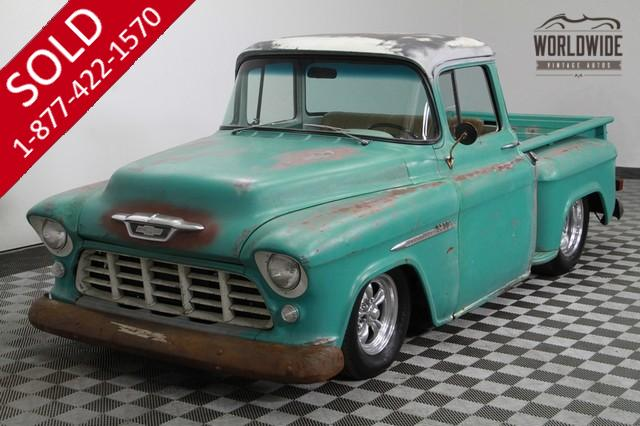 1955 Chevy Short Bed for Sale