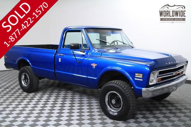 1968 Chevrolet K10 for Sale
