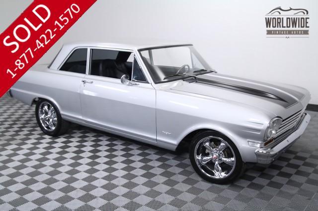 1963 Chevy Nova II V8 4 Speed for Sale