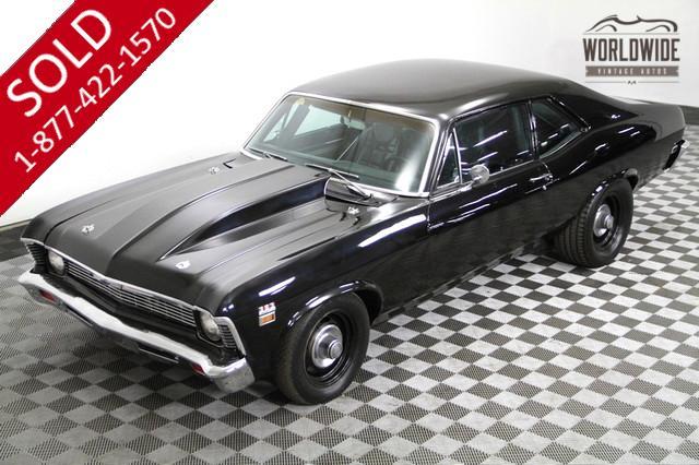1969 Chevy Nova SS for Sale