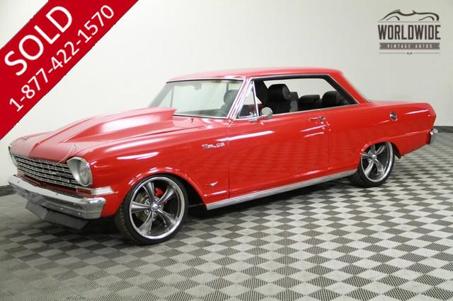 1964 Chevy Nove for Sale