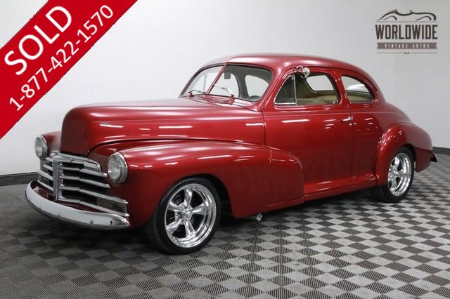 1948 Chevy Sedan for Sale