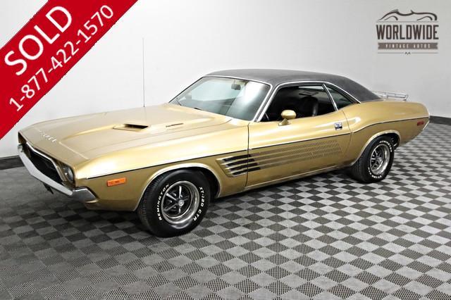 1972 Dodge Challenger Rallye for Sale