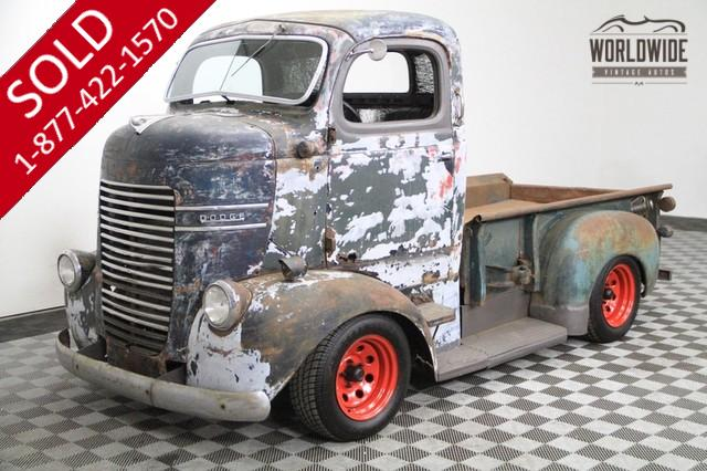 1941 Dodge COE for Sale