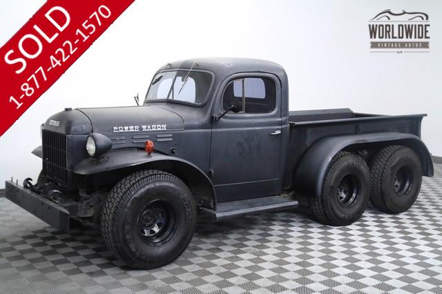 1946 Dodge Power Wagon for Sale