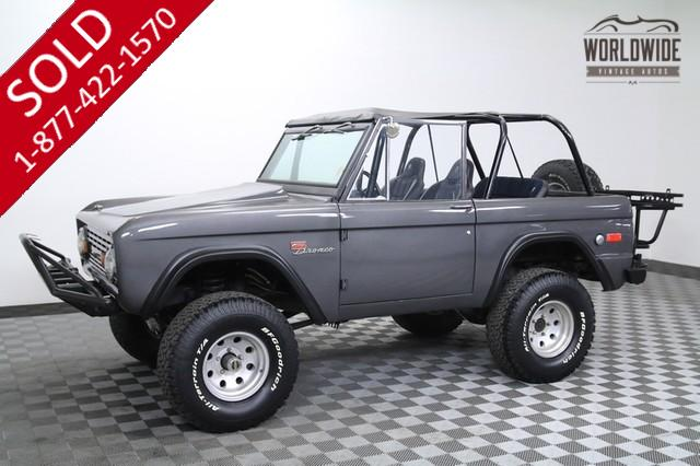 1977 Ford Bronco Frame Off for Sale