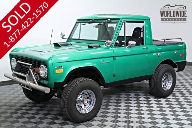 1971 Ford Bronco Custom for Sale