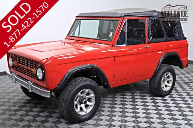 1969 Ford Bronco Soft Top for Sale