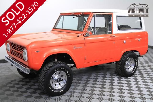 1968 Ford Bronco for Sale