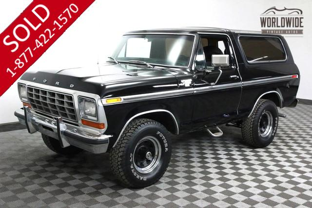 1978 Ford Bronco for Sale