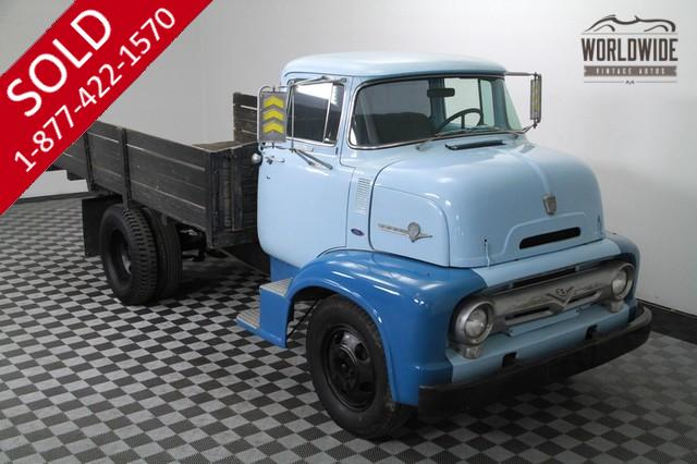 1956 Ford COE for Sale