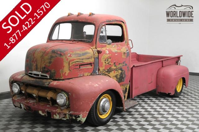 1951 Ford COE for Sale