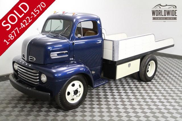 1948 Ford COE for Sale