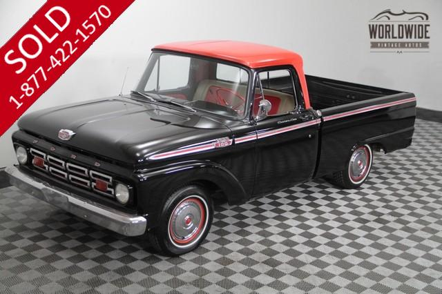 1964 Ford F100 Truck
