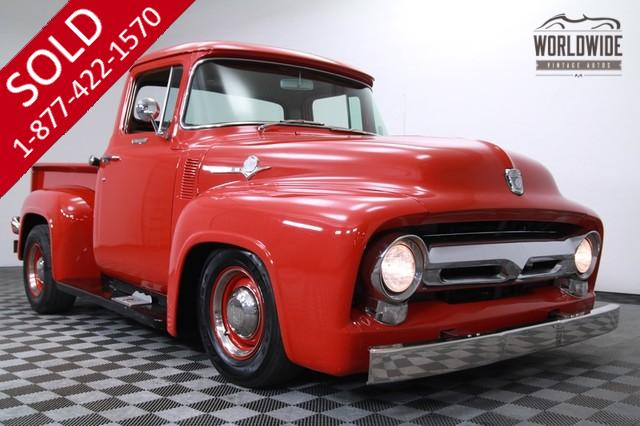 1956 ford f100 pro for sale. Cars Review. Best American Auto & Cars Review