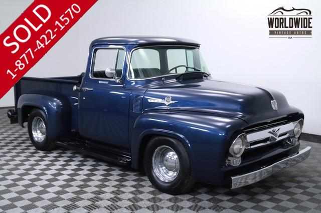 1956 Ford F100 Truck Hot Rod for Sale