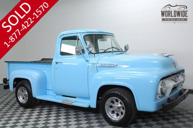 1954 Ford F100 Hot Rod for Sale