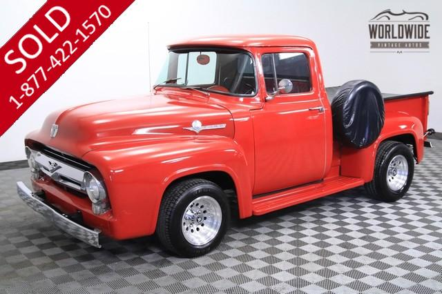 1956 Ford F100 Hot Rod for Sale