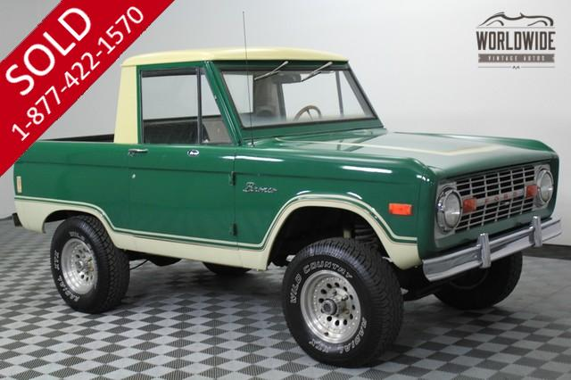 1977 Ford Half Cab for Sale