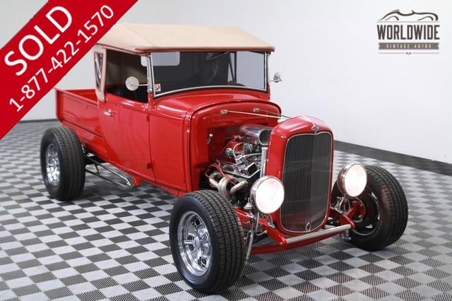 1930 Ford Model A 4 Wheel Disc for Sale
